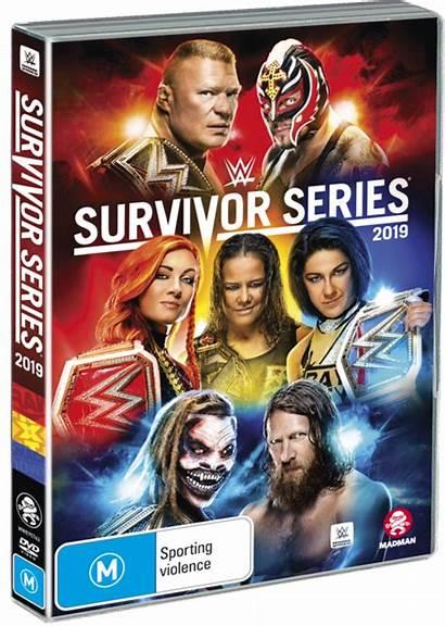 Survivor Wwe Dvd Madman Releases Additional Entertainment