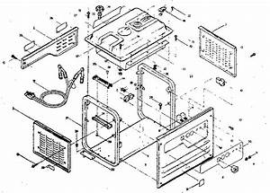 1400 Watt Cradle Diagram  U0026 Parts List For Model 580328321 Craftsman