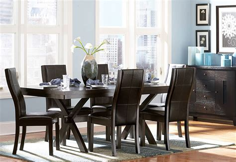 sherman contemporary dining set  homelegance