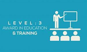 Online: Level 3- Award in Education and Training (Old ...