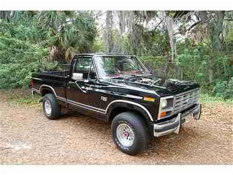 Sell used 1986 Ford F150 Ranger XLT Lariat 4X4 15K