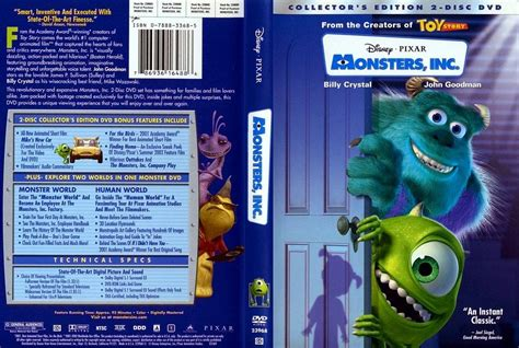 Related Keywords & Suggestions For Monsters Inc Dvd Widescreen