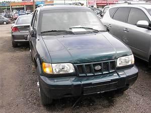 2003 Kia Sportage Pictures  2 0l   Gasoline  Automatic For