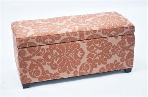 printed storage ottoman bolbolac floral fabric print storage ottoman