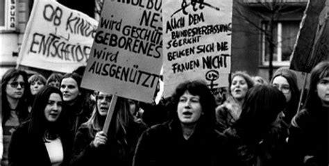 erste frauenbewegung deutschland emma