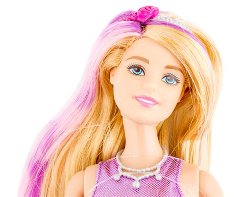 Barbie Hair Colour And Style Doll