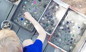 Mosaik Selber Fliesen Auf Altem Tisch : kreative gartenfliesen mit kindern basteln und mit steinchen dekorieren garten balkon ideen ~ Watch28wear.com Haus und Dekorationen