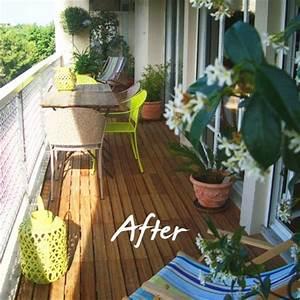 idees amenagement balcon design With amenagement d un petit jardin de ville 16 amenager son toit en terrasse minutefacile
