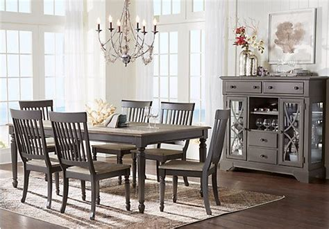 shop   cindy crawford home ocean grove gray  pc