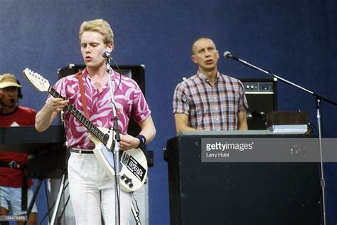dave wakeling and kevin lum performs with the the beat at news getty