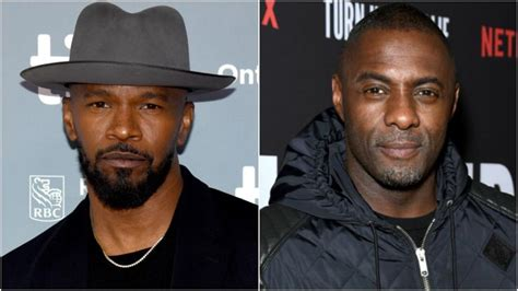 Jamie Foxx Says He Talked Idris Elba Out Of Lead Role In ...