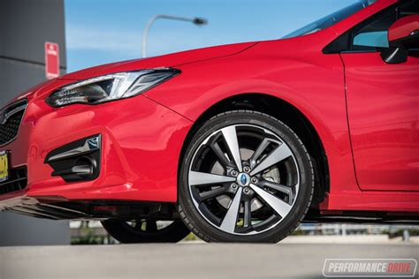 subaru impreza rims 2017 subaru impreza review video performancedrive