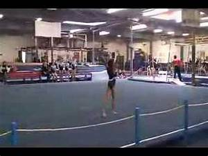 Nikita39s gymnastics floor routine youtube for Indian gymnastics floor music