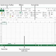 1 Creating Your First Spreadsheet  Excel 2013 The Missing Manual [book]