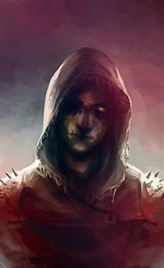 some hooded figure by znodden on DeviantArt