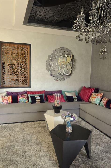 salon marocain moderne sejour marocain moderne 2017