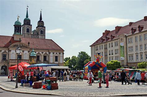 alter markt magdeburg  market magdeburg