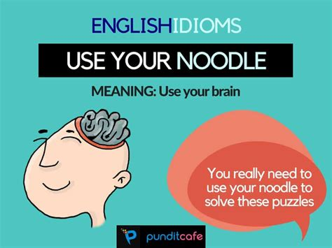 Tasty Idioms to spice up your English | Pundit Cafe