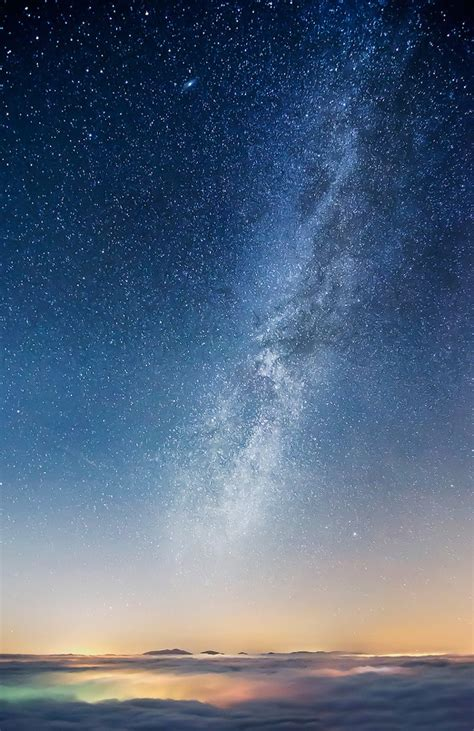 Best Beautiful Milky Way Europe Further North
