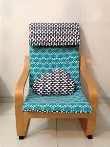 Ikea Coussin De Chaise : housse pour poang enfants le fameux fauteuil ikea et coussin cumulus crafts sewing kid ~ Teatrodelosmanantiales.com Idées de Décoration