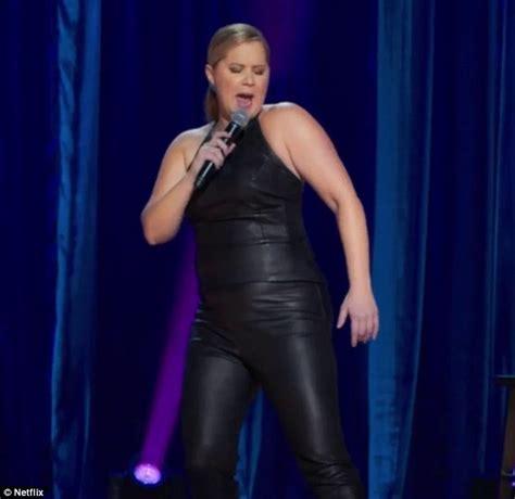 very hot videos netflix amy schumer jokes i look stupid skinny in netflix show