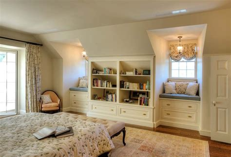 Ideas For A Dormer Bedroom by Great Idea For Upstairs Storage And Bedroom