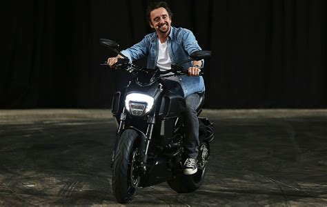 Richard Hammond In Motorcycle Crash 11 Years After The