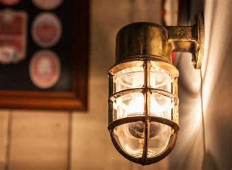 industrial vintage lighting reclaimed lights