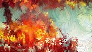 Abstract Painting Wallpapers Wallpaper Cave