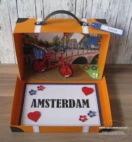 Amsterdam Was Machen : koffer amsterdam reisegutschein st dtereise geburtstag geschenk gutschein geschenkkoffer ~ Watch28wear.com Haus und Dekorationen