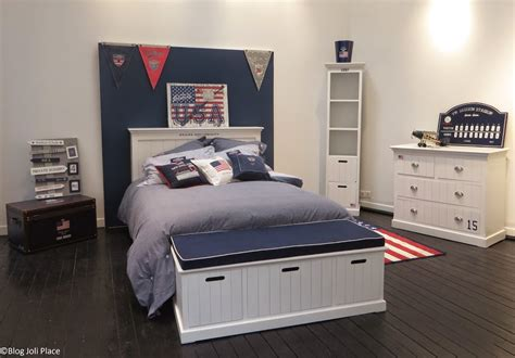 decoration chambre ado style americain excellent dco design joli place with decoration
