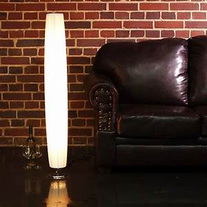 Stehlampe Für Wohnzimmer : sch ne plissee stehleuchte lounge lampe runde stehlampe wohnzimmer wei ebay ~ Frokenaadalensverden.com Haus und Dekorationen