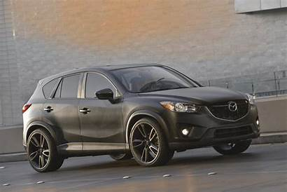 Mazda Cx Urban Custom Concept Cx5 Wheels