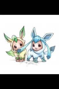 Cute Pokemon Drawings Leafeon