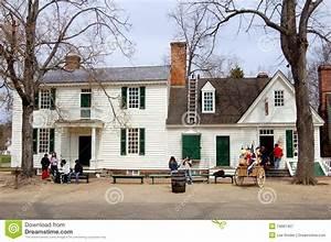 Williamsburg, VA: 1762 James Geddy House Editorial ...
