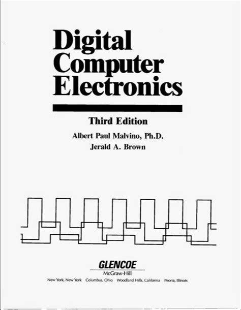 Digital Computer Electronics Pdf Free Download