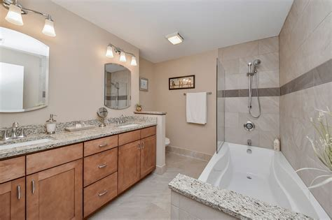 Barb's Master Bathroom Remodel Pictures