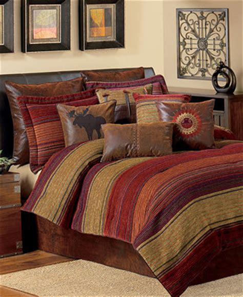 Croscill Plateau Queen Comforter Set Bedding Collections Bed & Bath Macy's