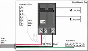 Square D 2 Pole Gfci Breaker Wiring Diagram