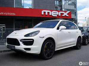 2017 Porsche Cayenne Turbo S : porsche 958 cayenne turbo s 7 november 2017 autogespot ~ Maxctalentgroup.com Avis de Voitures
