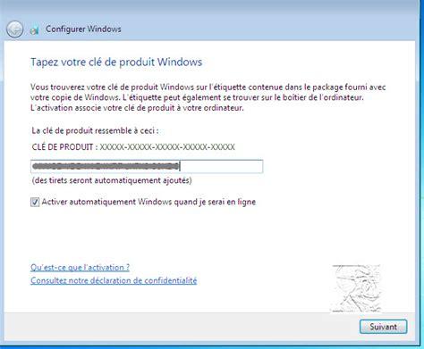pc bureau tout en un installer réparer windows 7 en mise à niveau sans perte