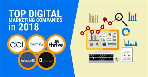 top seo companies top digital marketing agencies best advertising companies