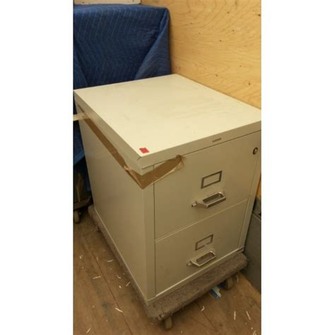 used 2 drawer fireproof file cabinet hon vertical beige 2 drawer proof file filing cabinet