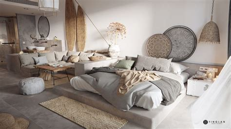 3 Modern Apartments With Chic Rooms For The by Tribal Chic Apartment Tour