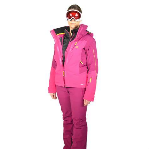 tenue de bureau femme tenue de ski salomon