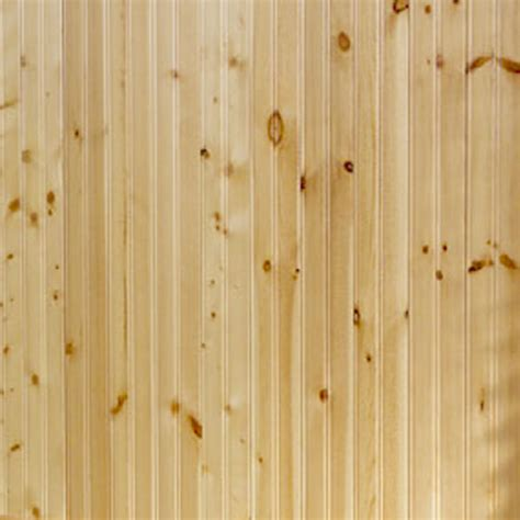 Evertrue Knotty Pine Plank Paneling From Lowes Panels