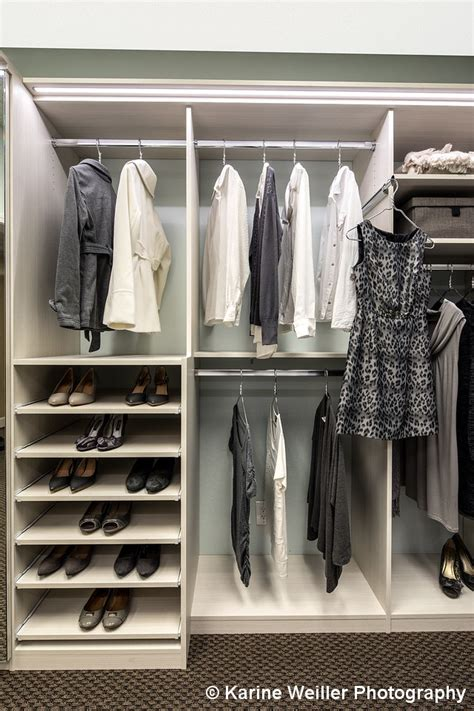 Closet Bay by Valet Custom Luxury Closet Cabinet Solutions For