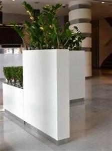 jardiniere bois design rectangulaire haute jardinieres With jardiniere haute et etroite