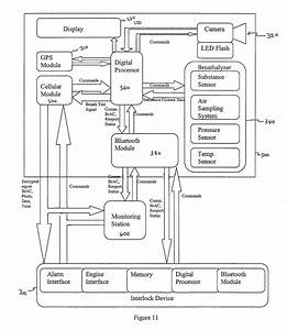 Patent Us8707758 - Sobriety Monitoring System