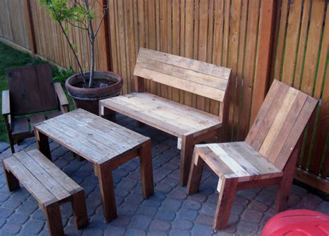 homemade chairs chair patio furniture redo